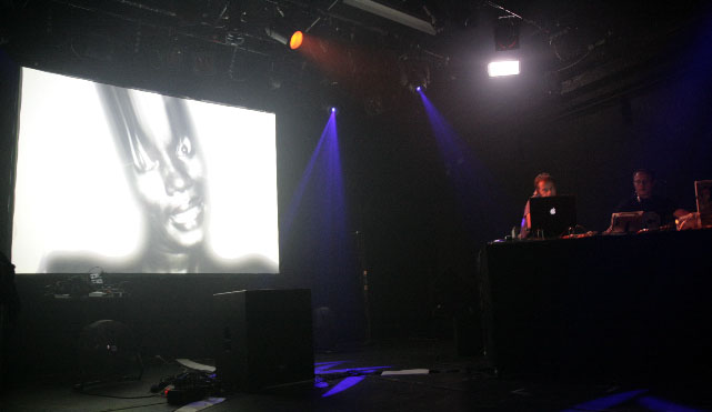 Grace Jones, DK & DJ Food at the ICA, London