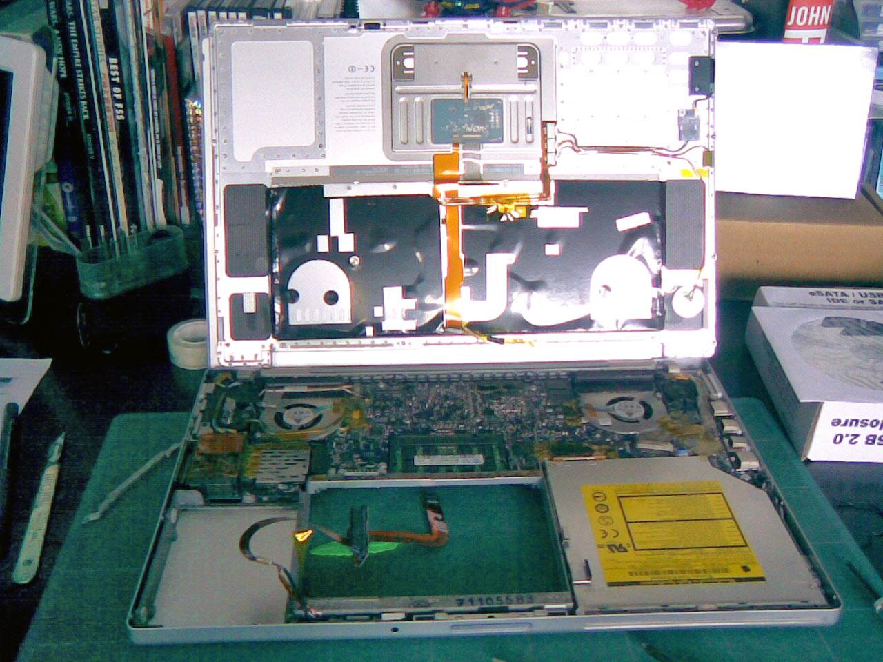 Laptop sans drive