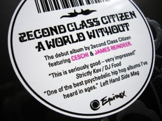 2CC sticker