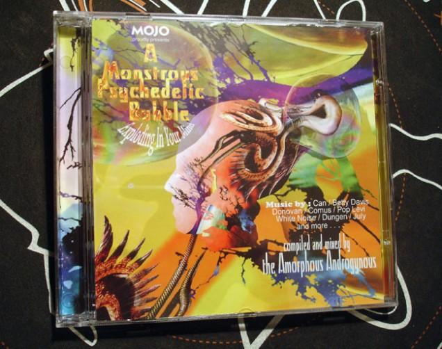 AA Mojo CD