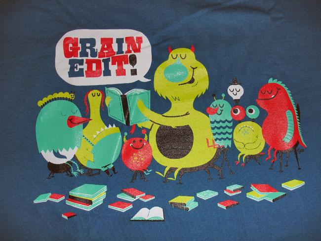 Grain edit T