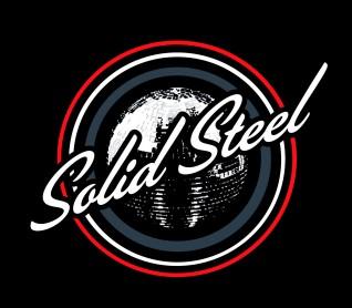 Solid Steel logo (mirroball