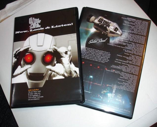 L&L DVD 650