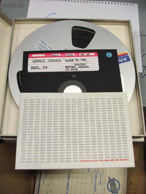 GJ Slave diskette