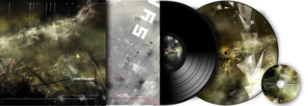 Posthuman LP contents