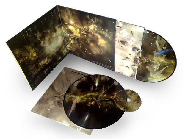 Posthuman LP double picture disc