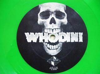 Whodini label