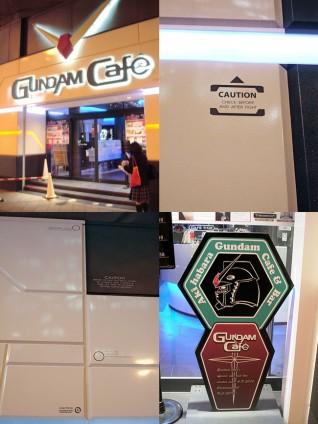 Gundam cafe details 2650