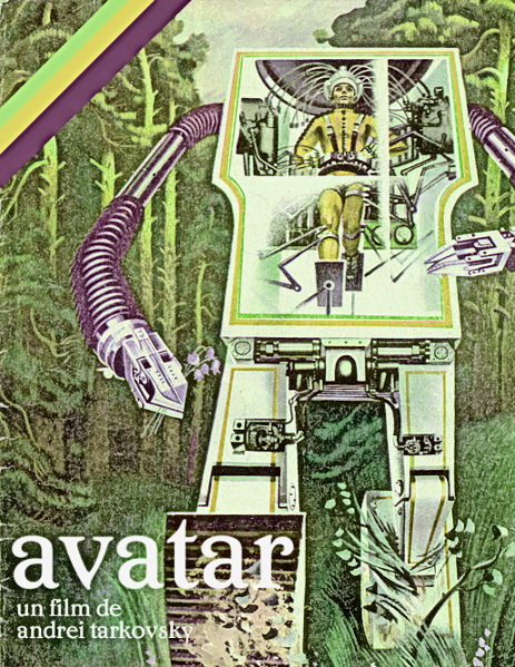 Avatar by Tarkofsky
