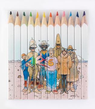 Moebius pencils 2