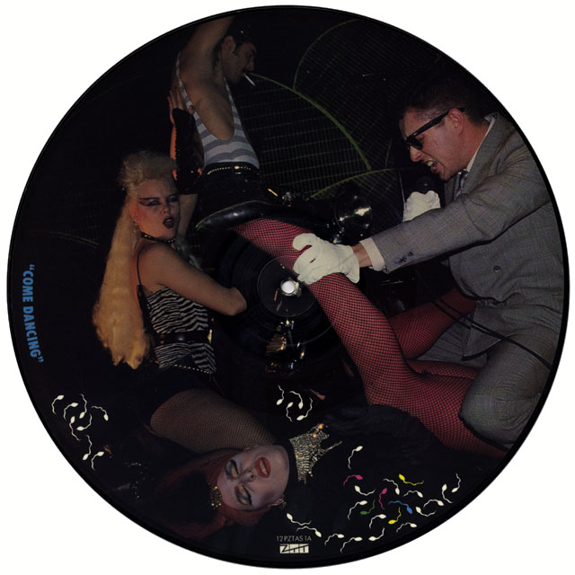 """FGTH Relax 12"""" Pic Disc A"""