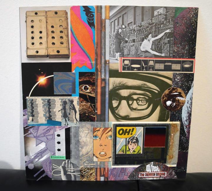 Christoph Chilli G DJ Food collage