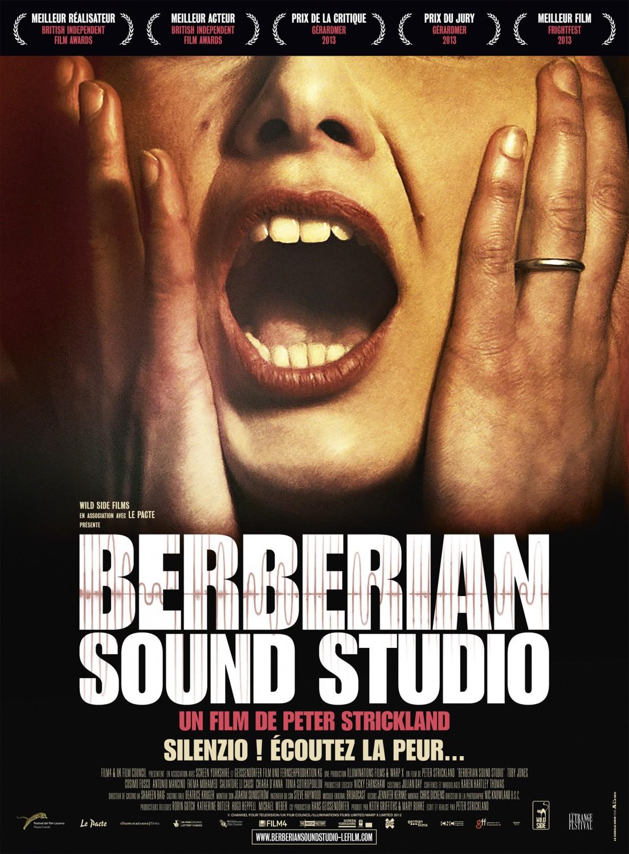 Berbarian Sound Studio Alternative Posters Dj Food