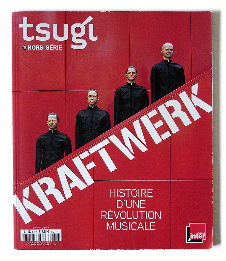 Tsugi Kraftwerk cover