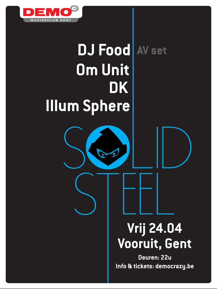 E-flyer Solid Steel2