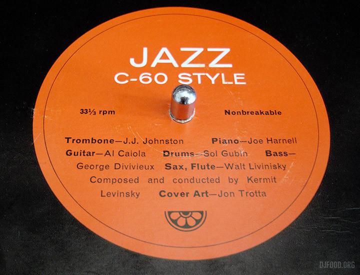 Flex24_Jazz C-60 label