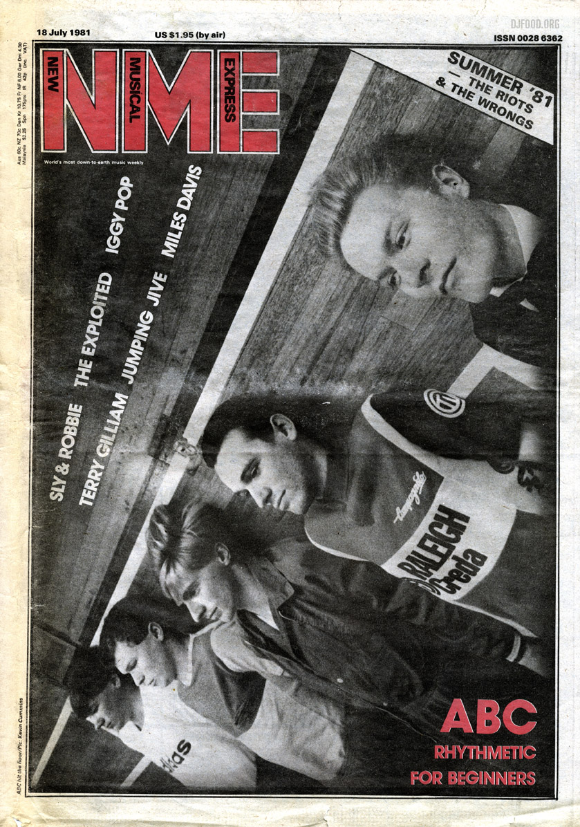 ABC NME cover '81