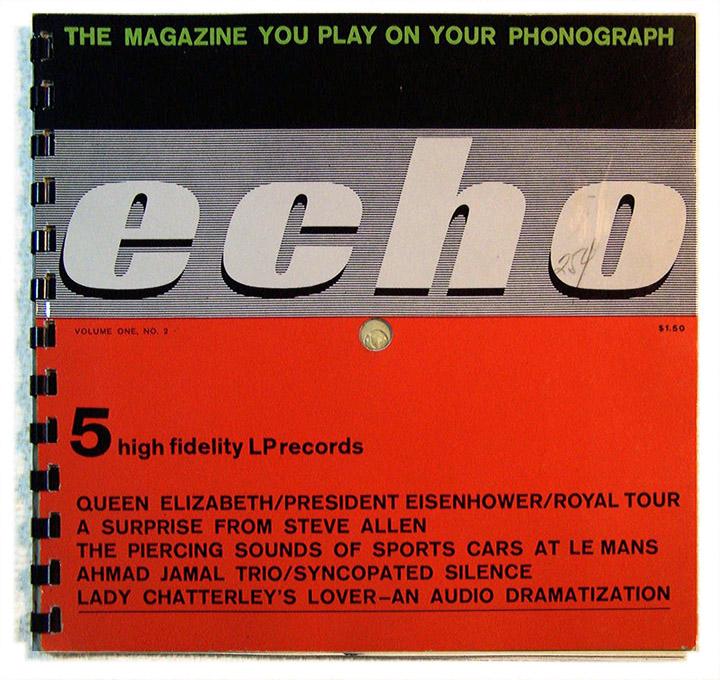 Echo mag #2