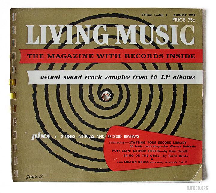 Flex29_Living Music cover