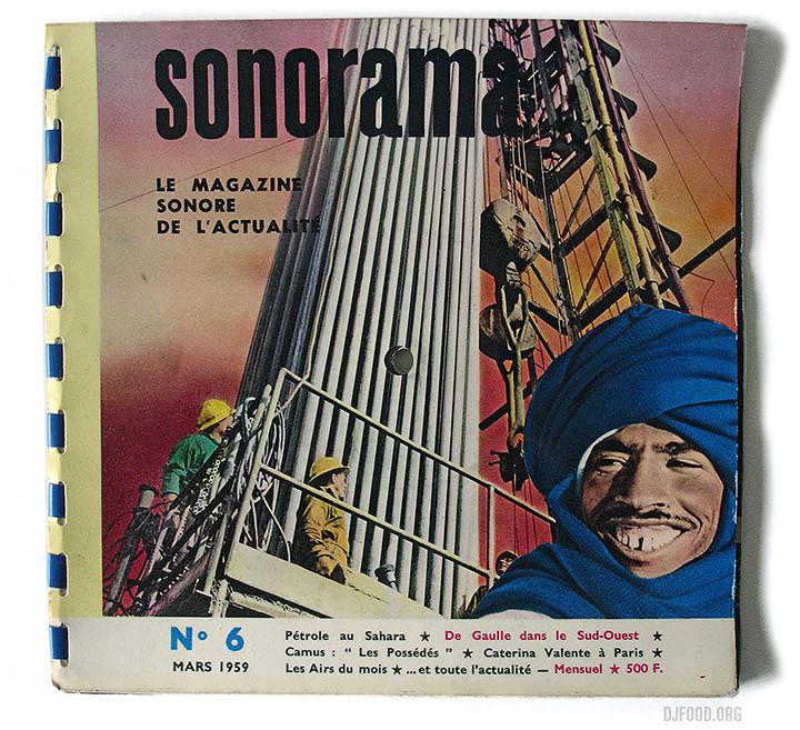 Sonorama cover