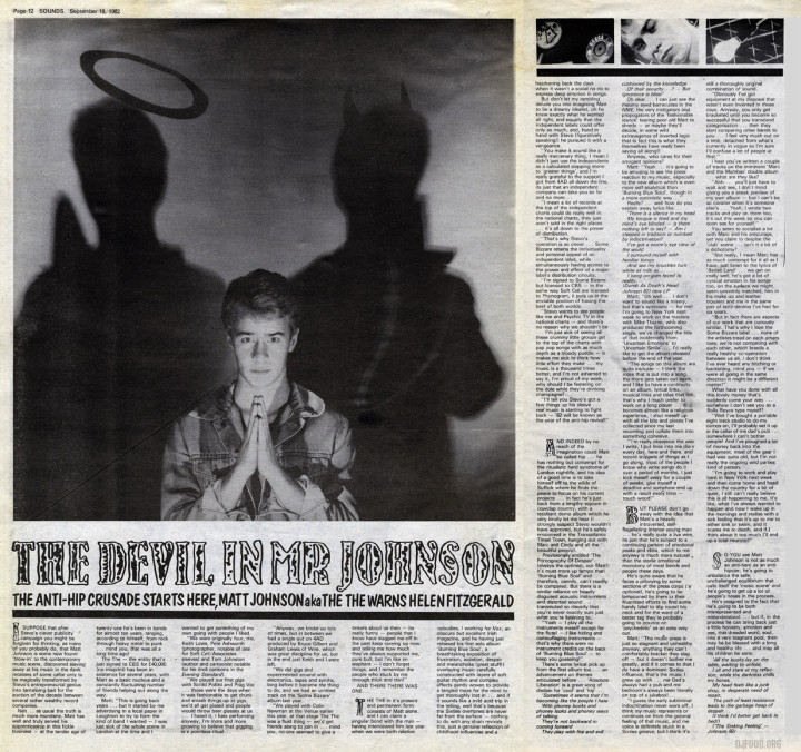 The The Sounds 18.09.82web
