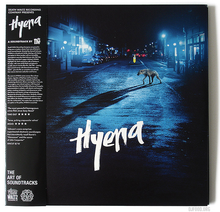 TheTheHyena_cover