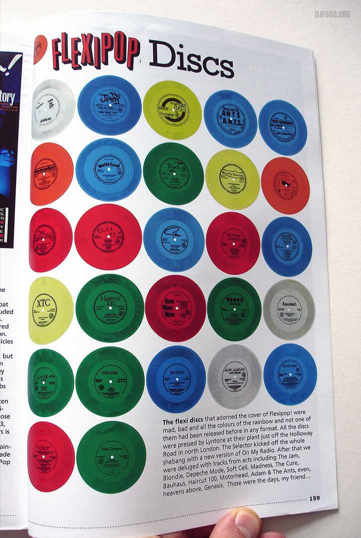 Flex33_Flexi Discs