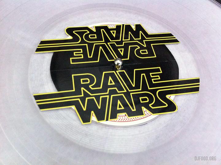 Rave Wars disc