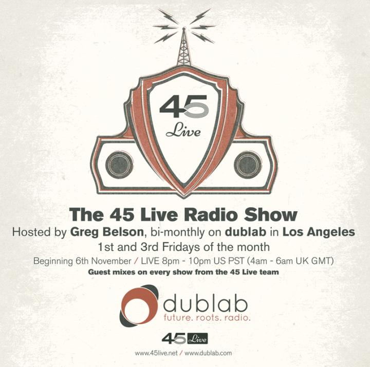 45 Live Radio Show