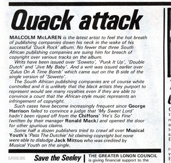McLaren-DuckWrit _SOUNDS_9.07.83web