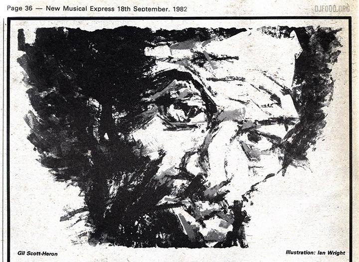 Ian Wright GSH NME '82
