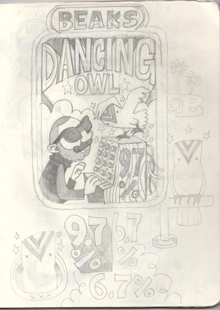 dancing+owl