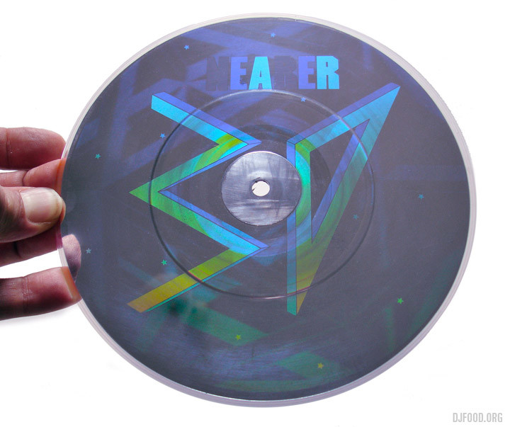 Nearer hologram 7""