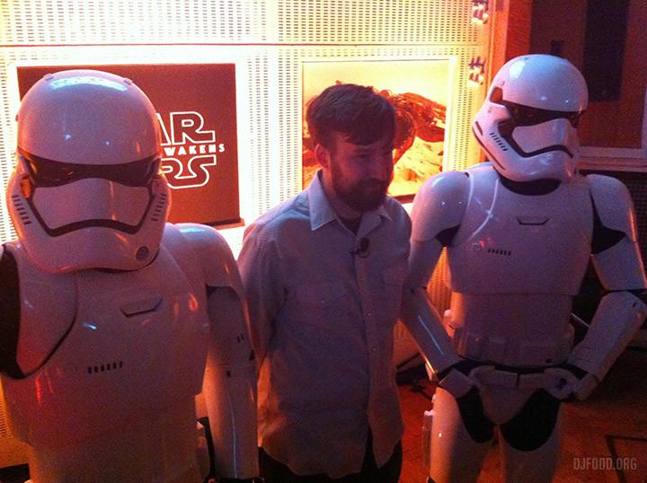 Tristan + stormtroopers