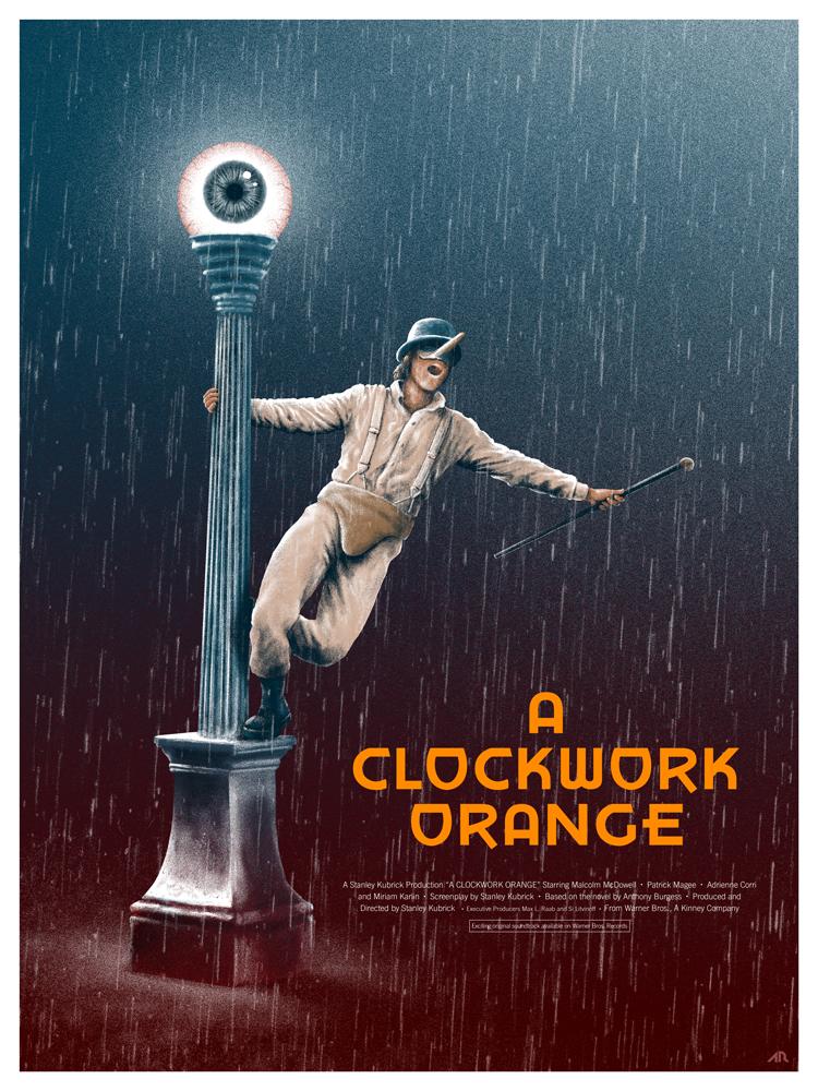 Alternate Clockwork Orange Posters Amp Book Covers Dj Food