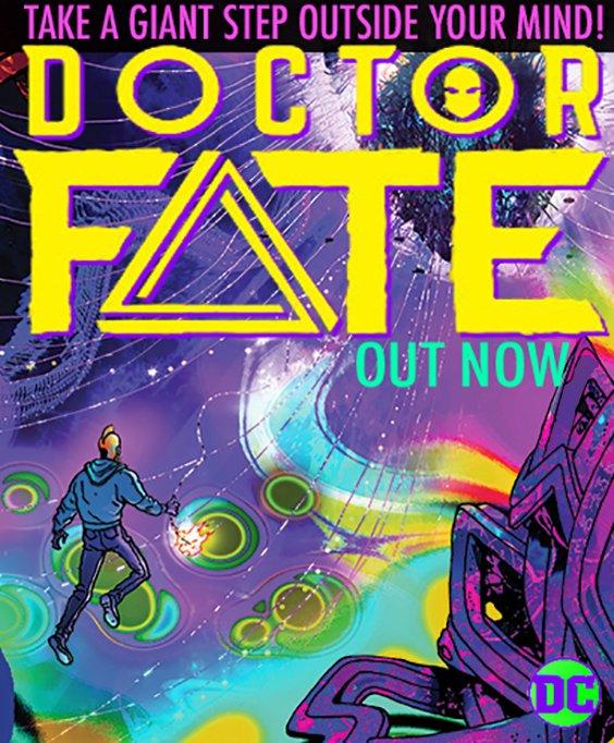 Dr Fate