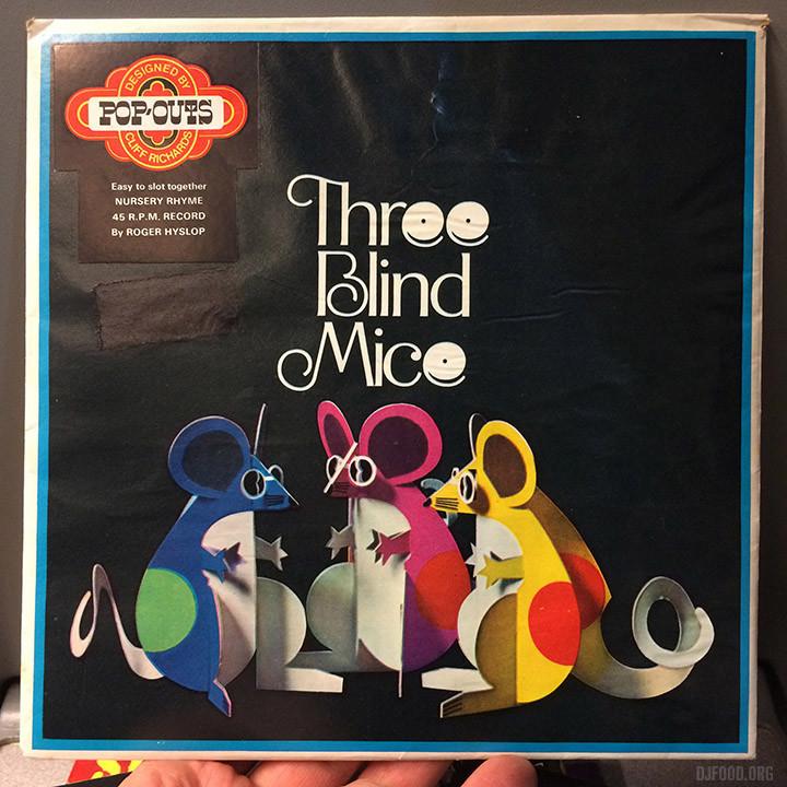 Diskery 3 blind mice