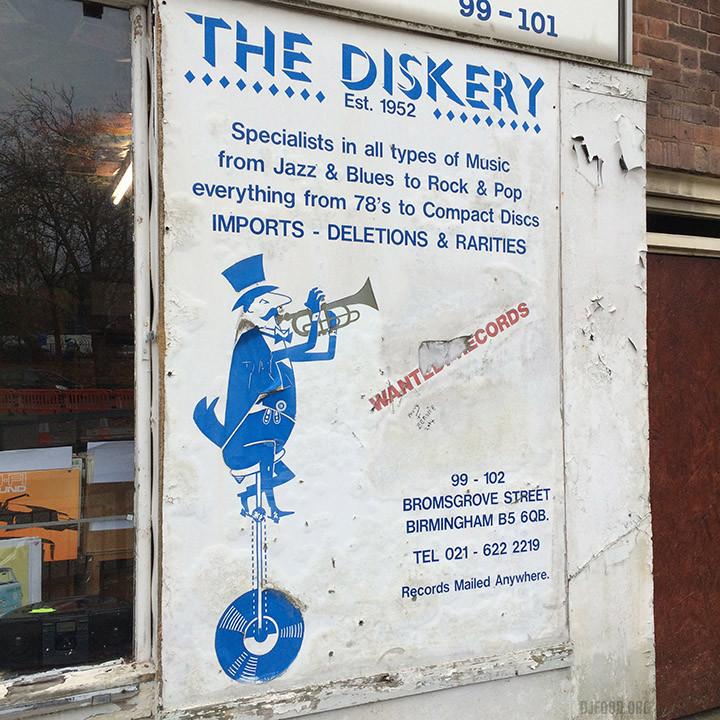Diskery est1952