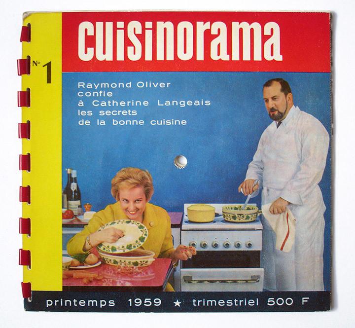 Cuisinorama cover