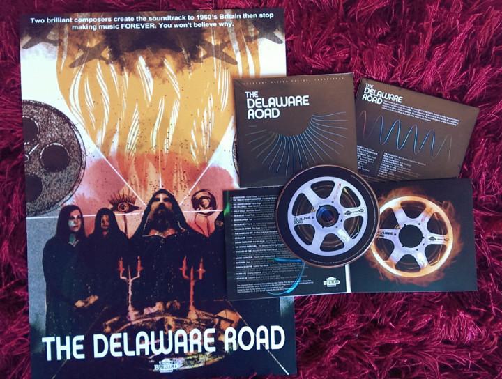 Delaware poster +CD