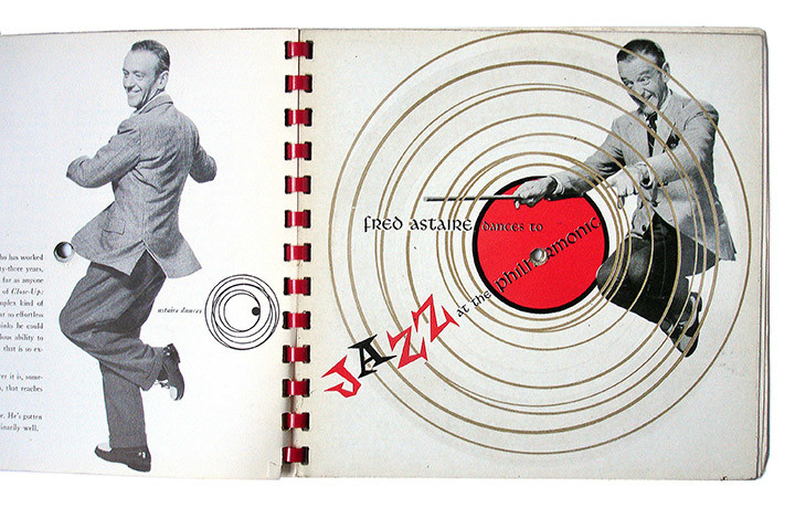 Echo #1 Fred Astaire