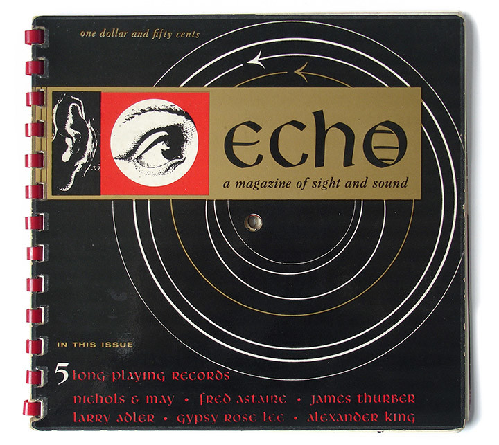 Echo #1 cover