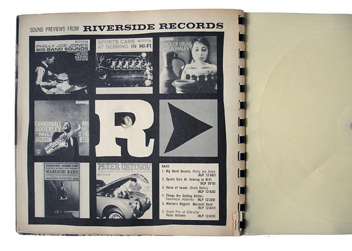 Echo #2 Riverside records