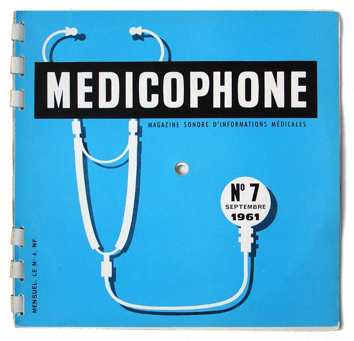 Medicophone cover