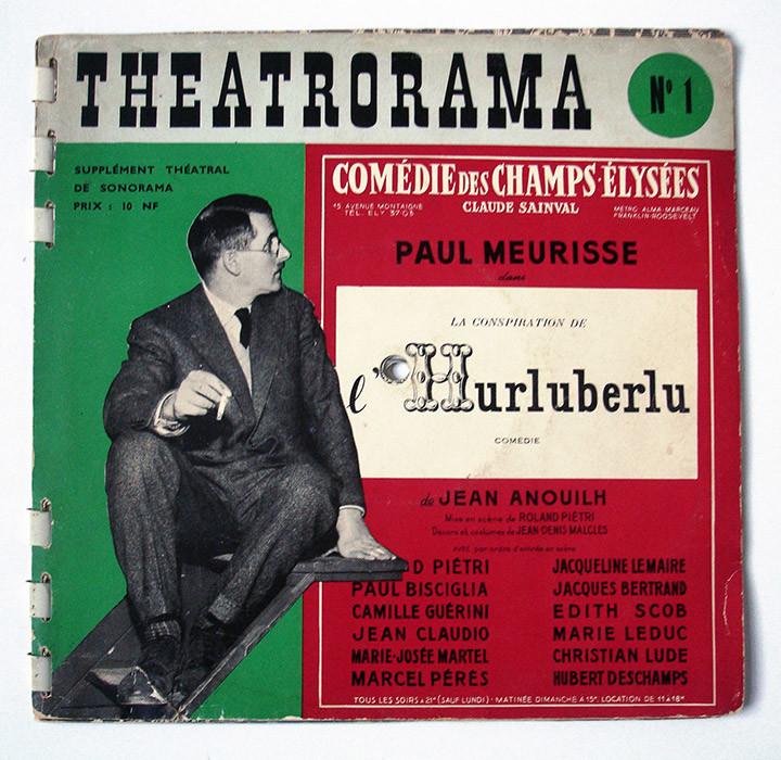 Theatrorama cover