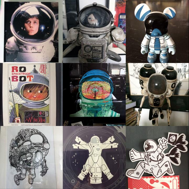 Spacemenx9