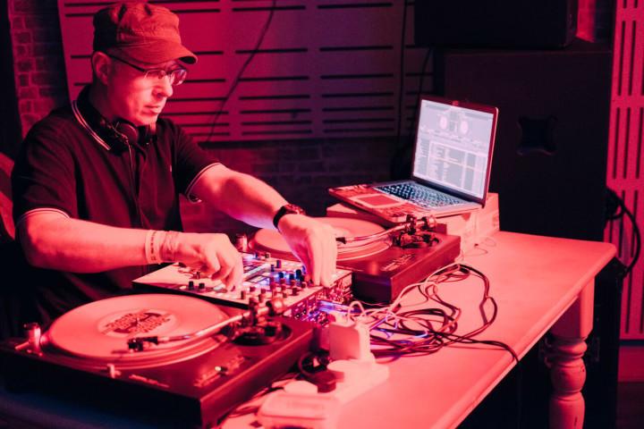 DJ Food Emotion Wave Andrew Bates