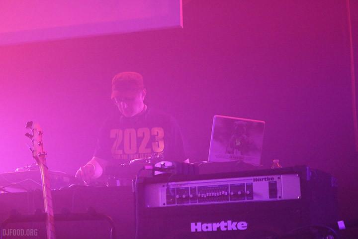 DJ Food IWF