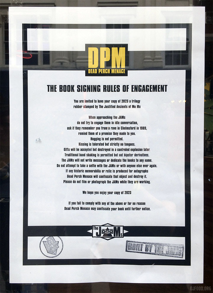 DPM BookRules