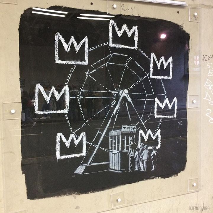 E.LDN_BanksyBasquiat Wheel